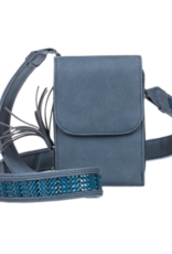 Roxy ROXY SMALL TOWN BAG BLUE