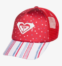 Roxy ROXY SWEET EMOTIONS YOUTH HAT RED
