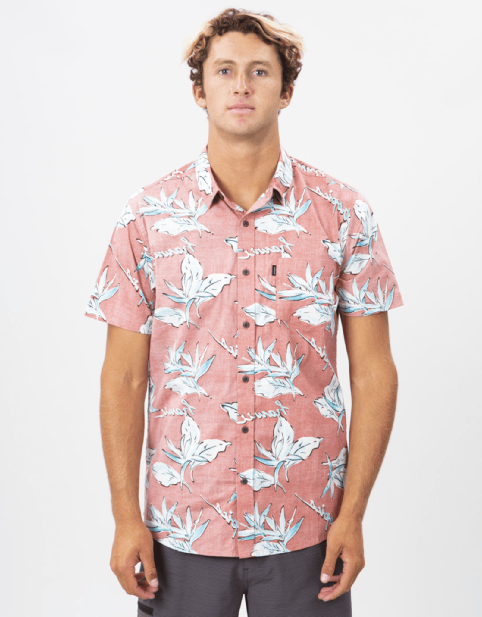 RIPCURL HAWAII FLORAL S/S SHIRT