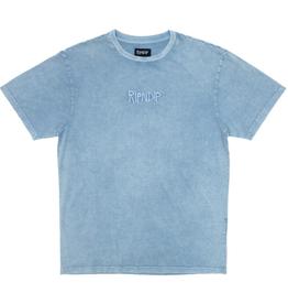 Ripndip RipnDip La Brea Embroidered T-Shirt LTBL XL