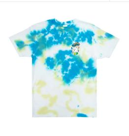 Ripndip RipnDip Boomer Gang  T-Shirt YEL/BLU ACID WSH S