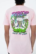 Ripndip RipnDip Chaka Bar T-Shirt Light Pink L
