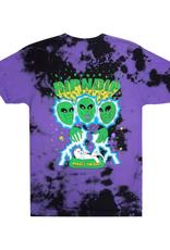 Ripndip RipnDip Nebula T-Shirt PRPL/BLK  Dye XL