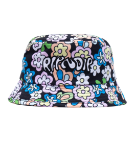 Ripndip RipnDip Flower Child Cotton Bucket Hat Multi