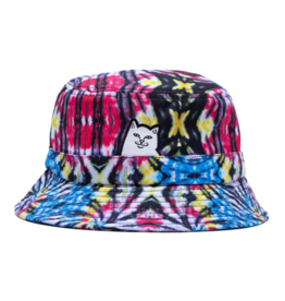 Ripndip RipnDip Lord Nermal Bucket Hat SB SPRL Dye
