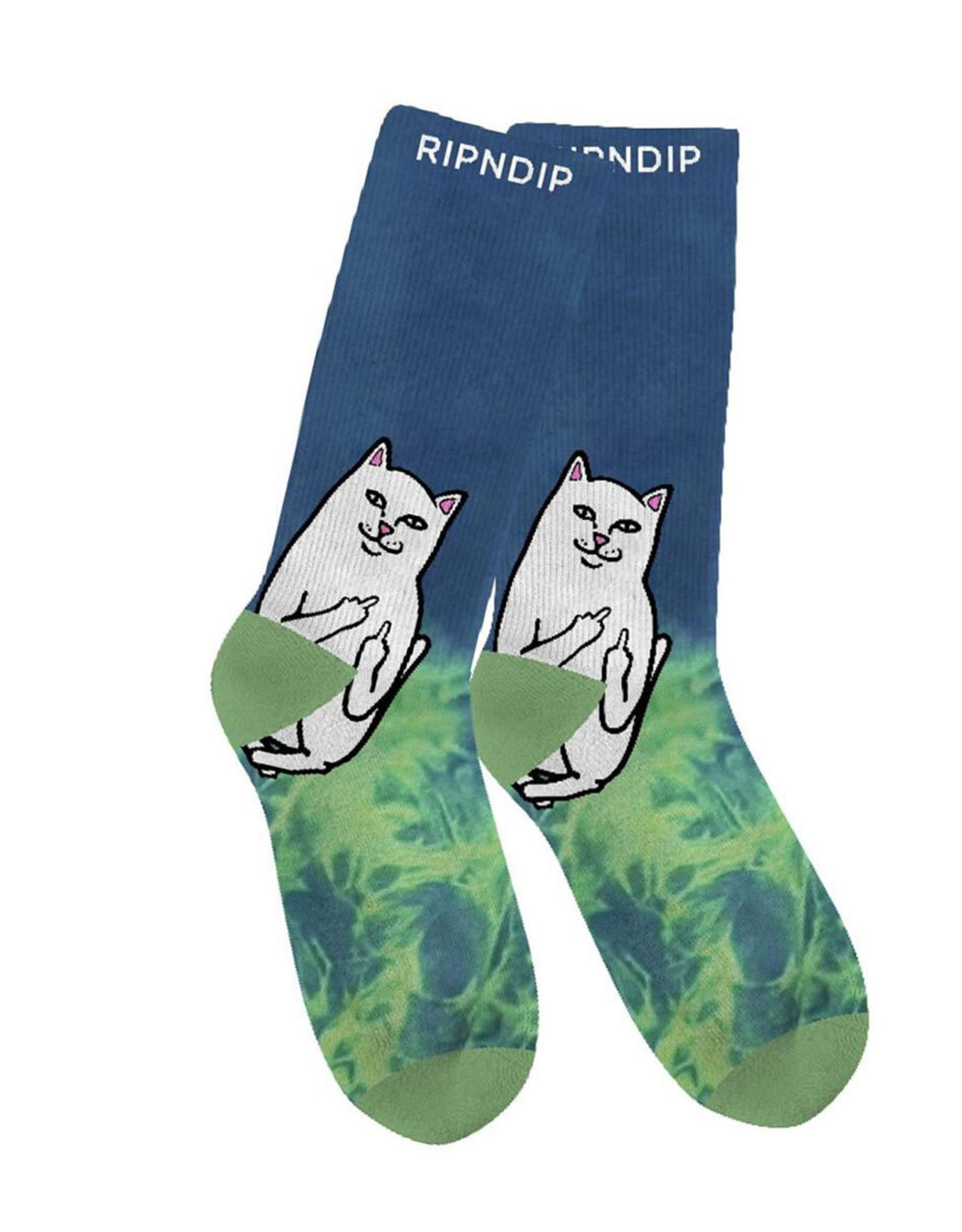 Ripndip RipnDip Lord Nermal Prisma Socks Multi