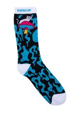 Ripndip RipnDip Socks Psychedelic Multi