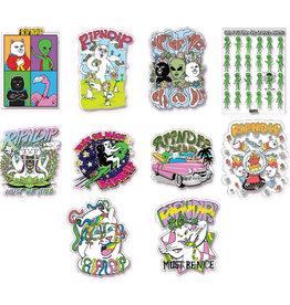 Ripndip RipnDip Sticker Pack Summer 21