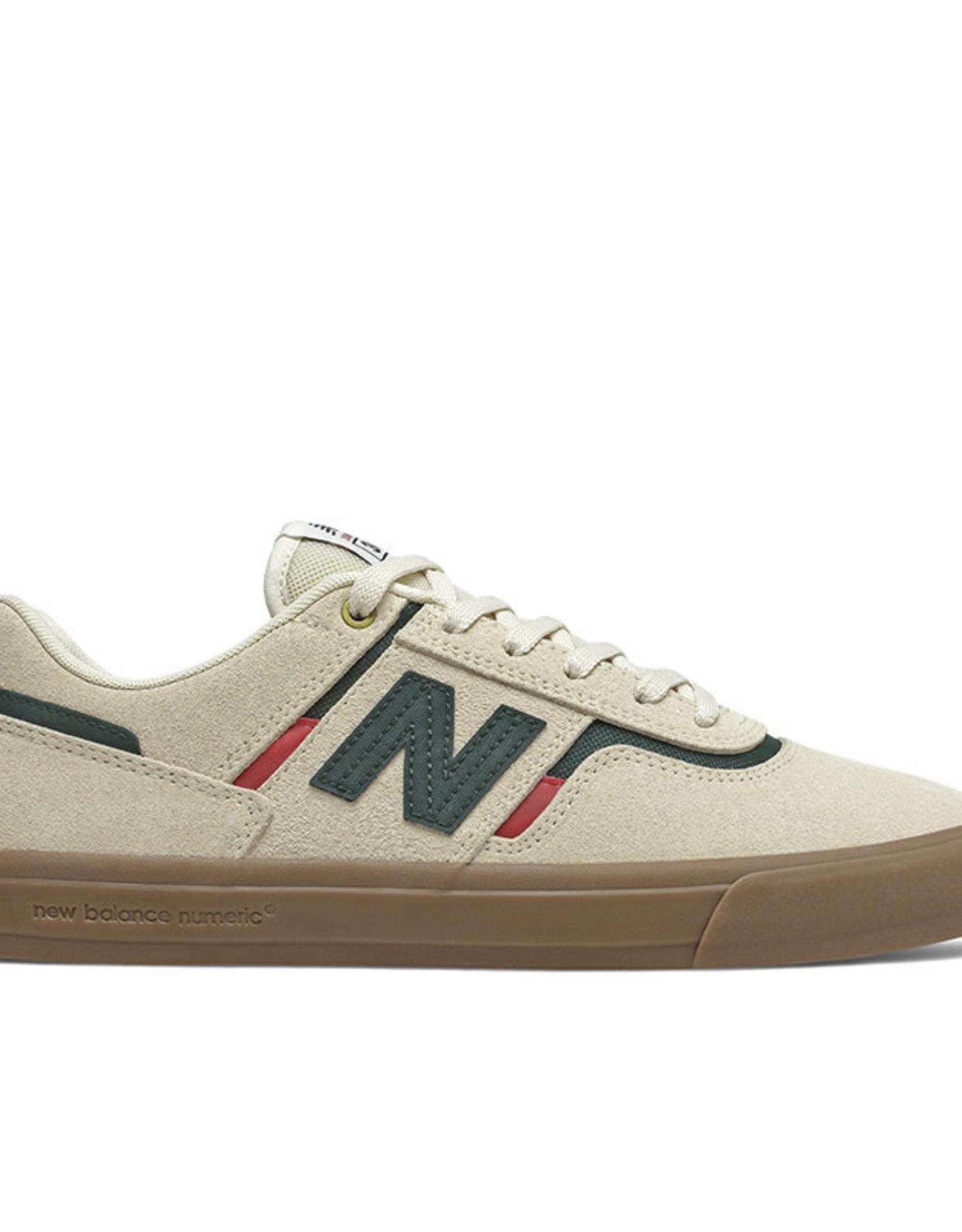 New Balance NB NUMERIC 306 FOY CREAM/DARK GREEN
