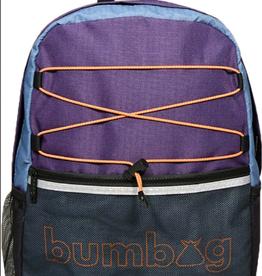 BUMBAG BUMBAG SENDER SPORT BACKPACK BLK/PRPL