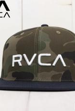 RVCA RVCA TWILL SNAPBACK II GZA6