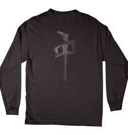 RDS RDS LS GLOW CHUNG TEE BLK