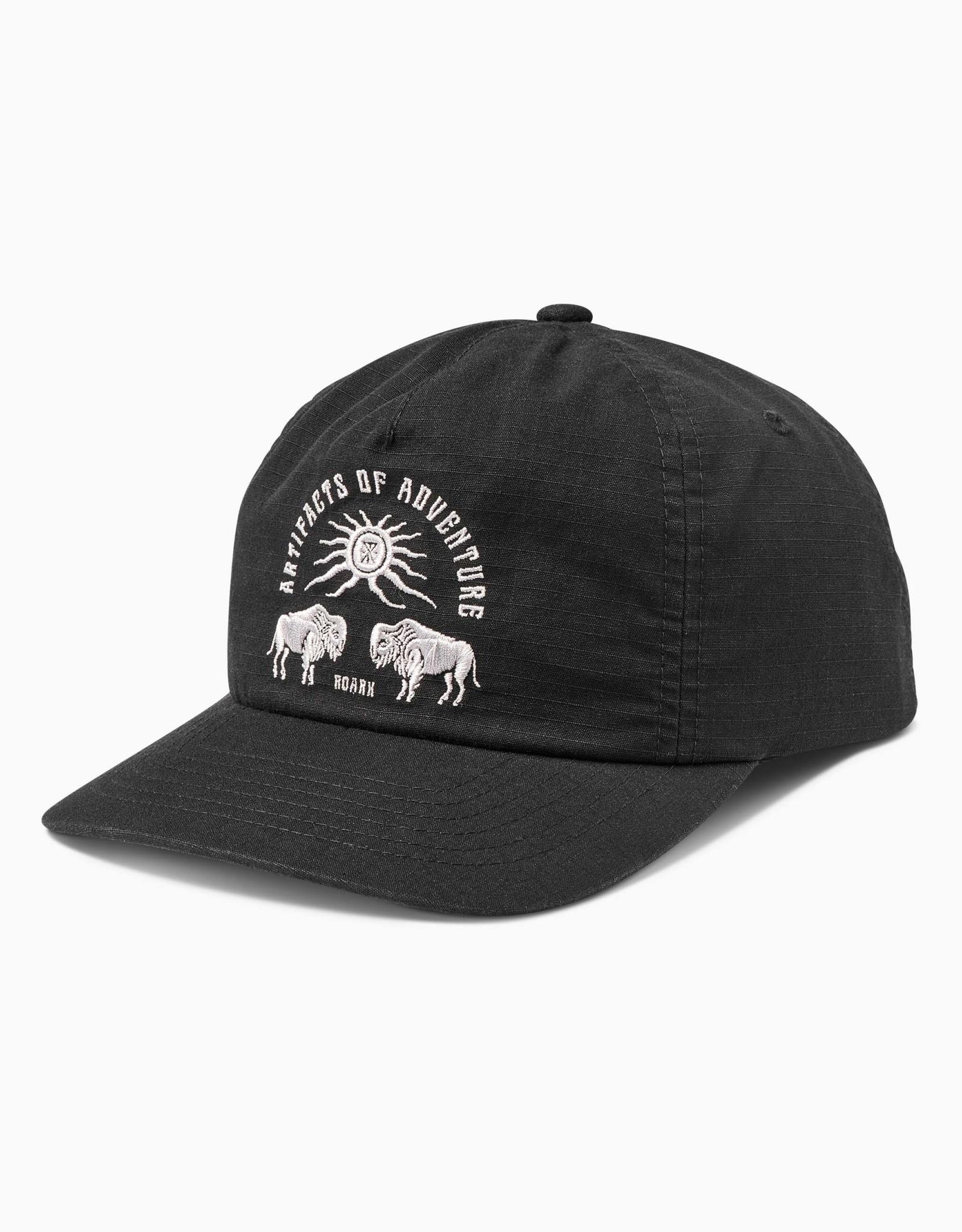 Roark Revival Roark Artifacts Hat BLK