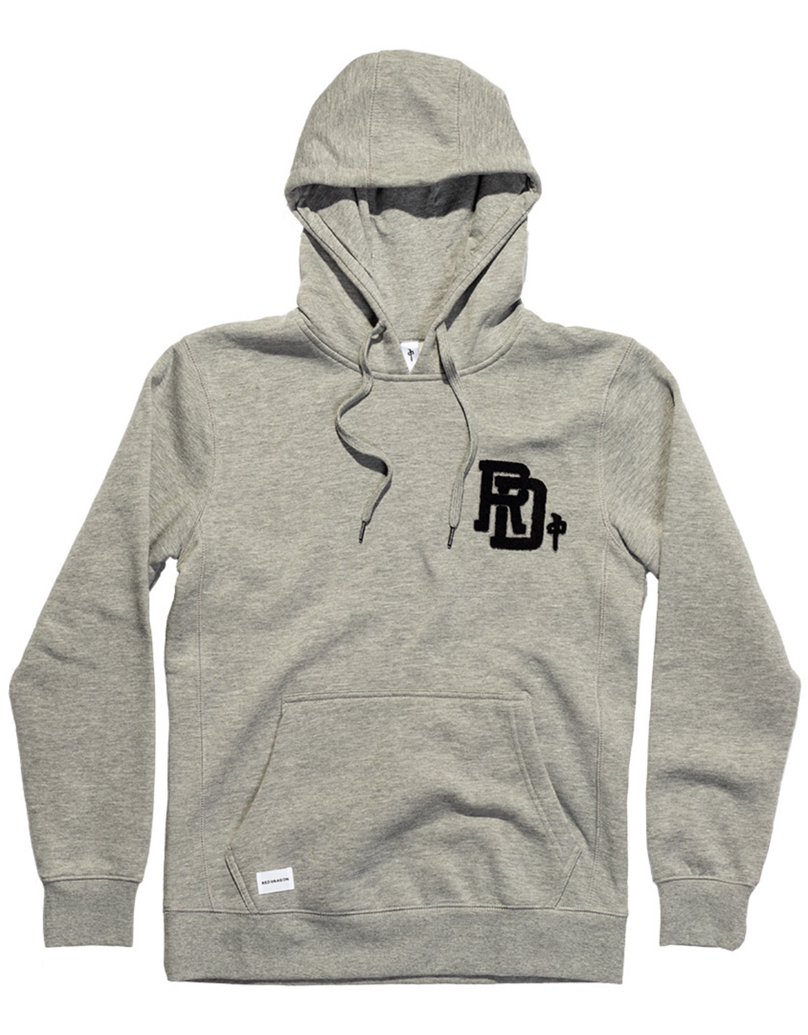 RDS RDS HOOD MONOGRAM CHENILLE ATHE