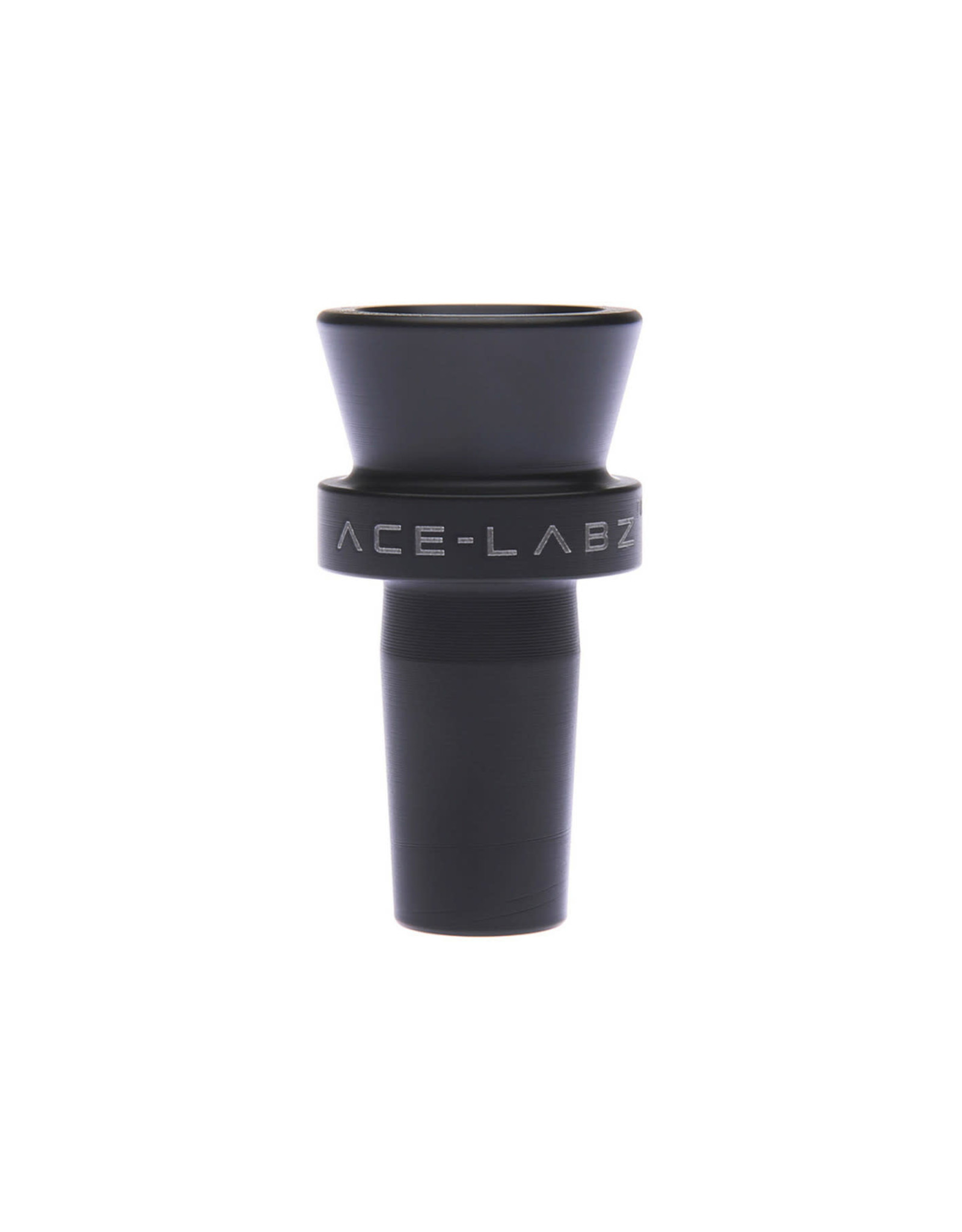 ACE-LABZ TX819 14mm Unbreakable Metal Bowl Black