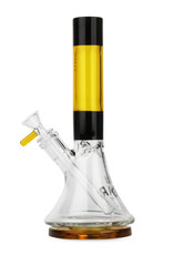"""GEAR Premium G5057 10"""" Hylton Floating Beaker Tube Honey Gold/BLK"""