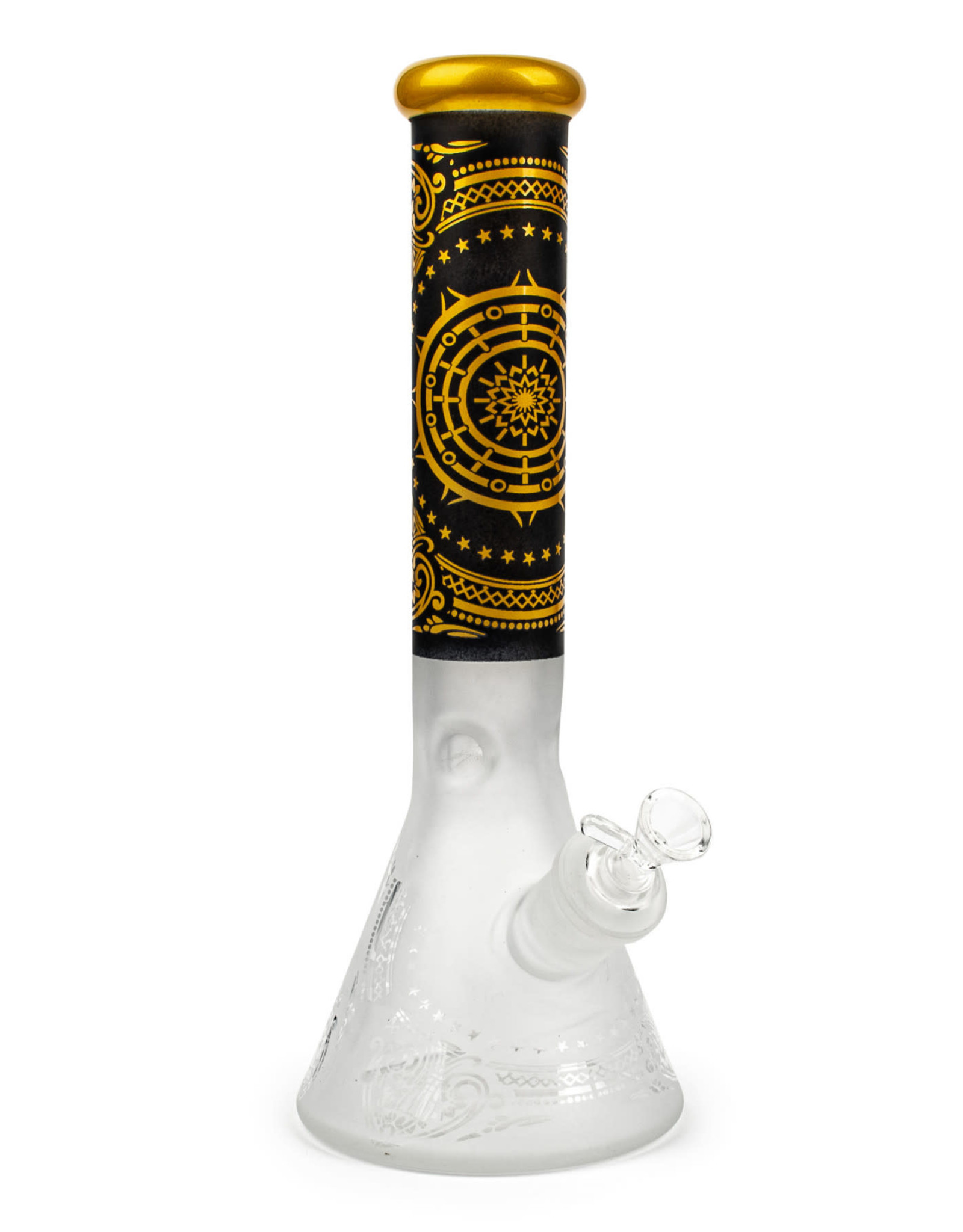 """West Coast Gifts CL634 14"""" Painted Invasion Beaker Tube"""