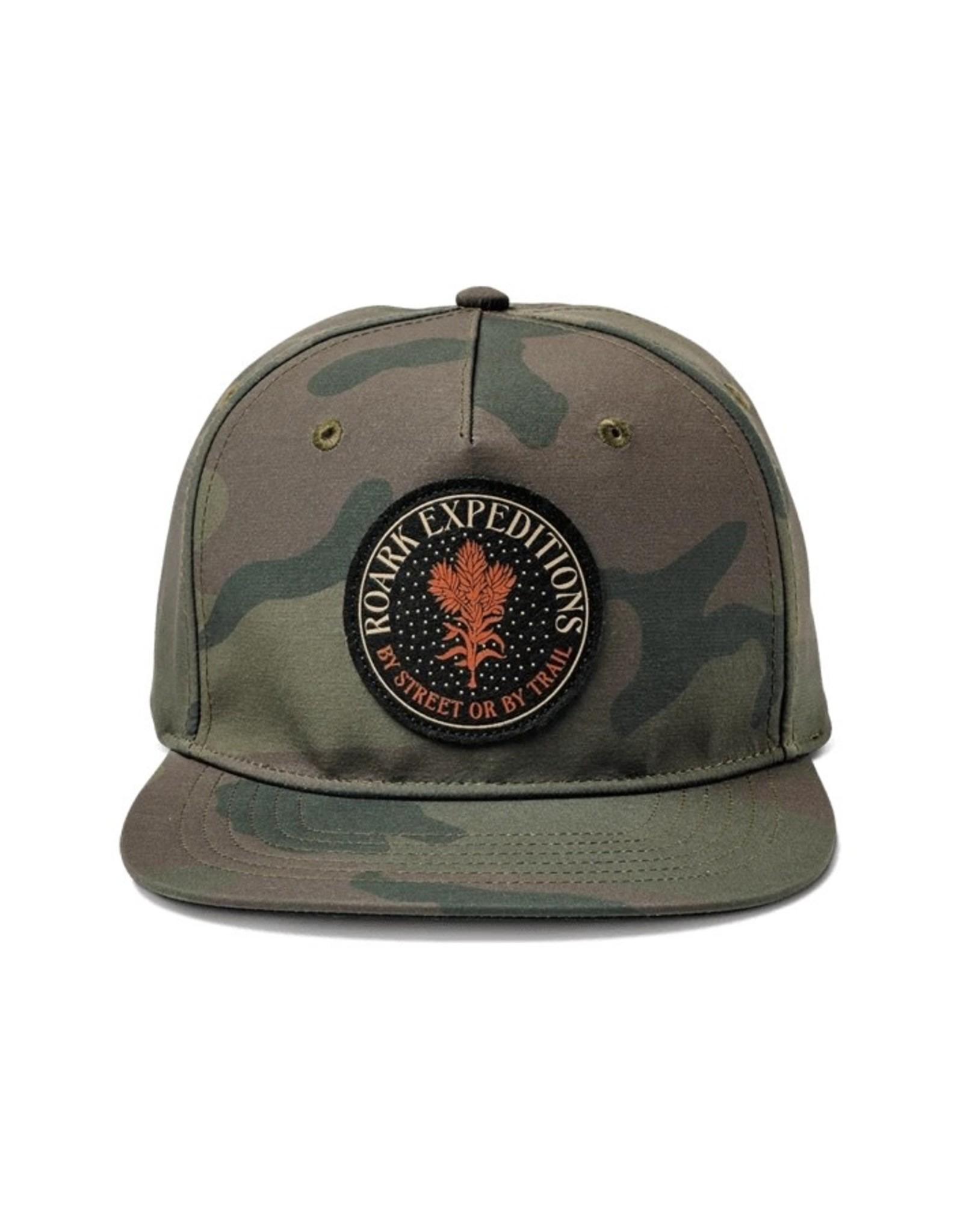 Roark Revival Hunter Unstructured Hat Camo