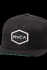 RVCA RVCA Commonwealth Snapback BKW