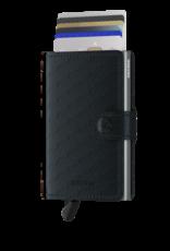 Secrid Miniwallet Optical Black Titanium
