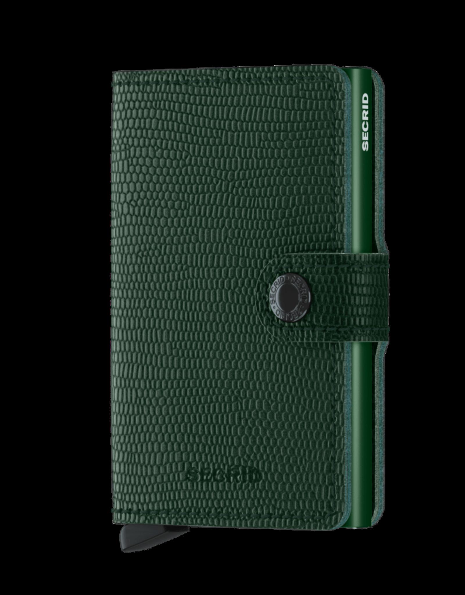 Secrid Miniwallet Rango Green