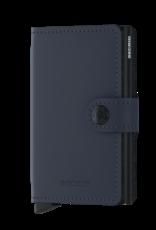 Secrid Miniwallet Matte Night Blue