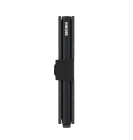 Secrid Miniwallet Yard Black (non-leather)