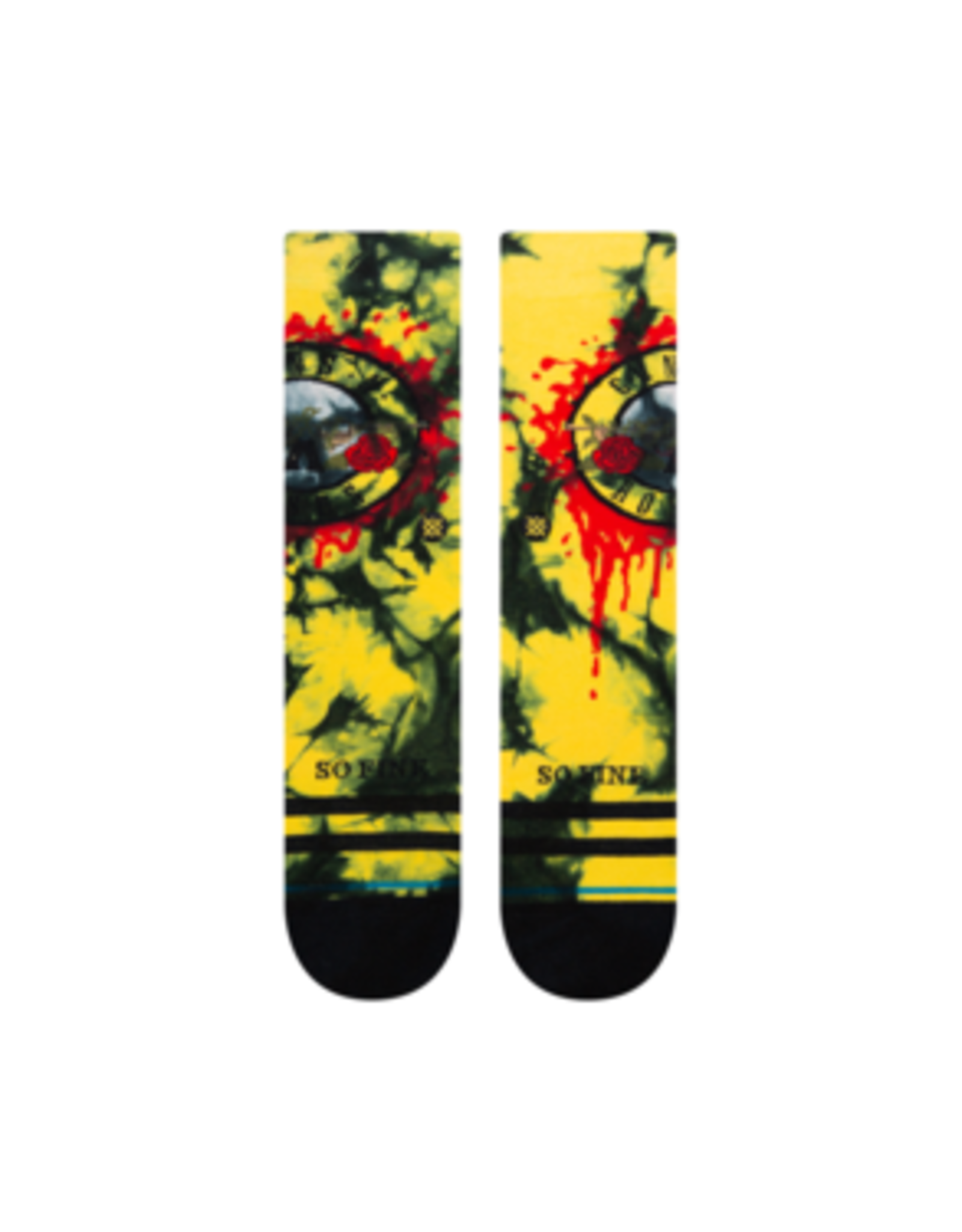 Stance SO FINE YELLOW A545C21SO LARGE