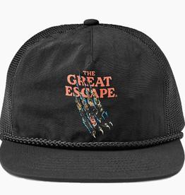 Roark Revival GREAT ESCAPE HAT BLACK