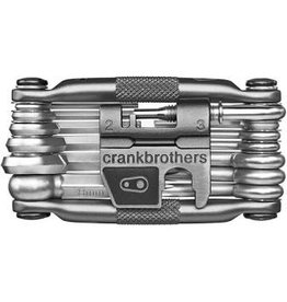 CRANK BROTHERS CRANKBROTHERS M19 MULTI TOOL
