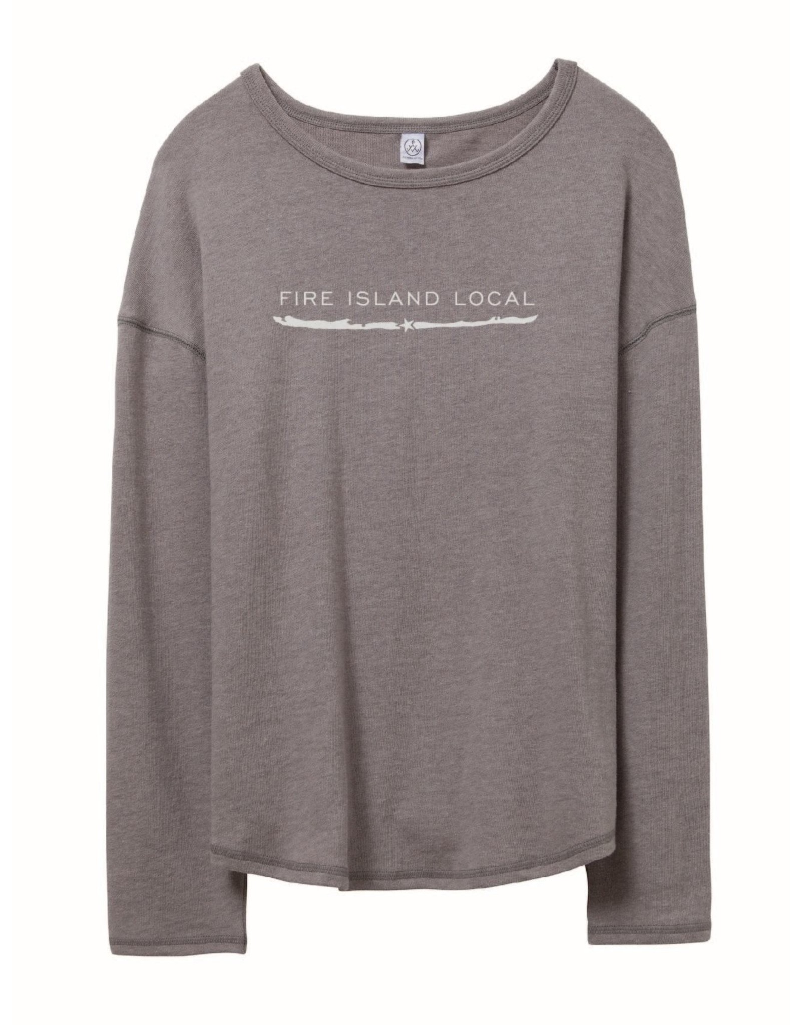 Alternative Apparal Fire Island Local Relaxed Pullover
