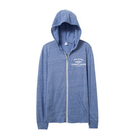 Alternative Apparal Get Nauti Eco Jersey Zip Up Hoody