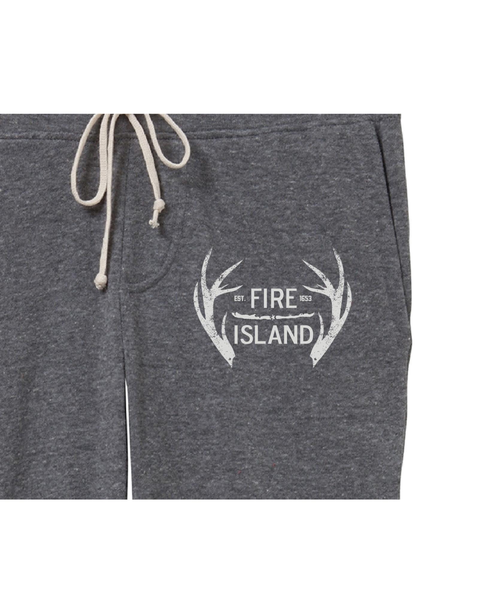 Alternative Apparal Antler Grey Eco Fleece Sweatpants