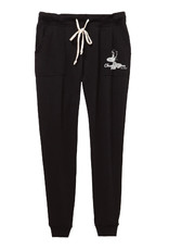 Alternative Apparal Grove Mermaid French Terry Burnout Jogger