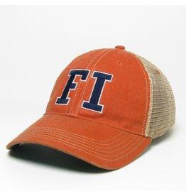 L2 Brands FI Orange Trucker