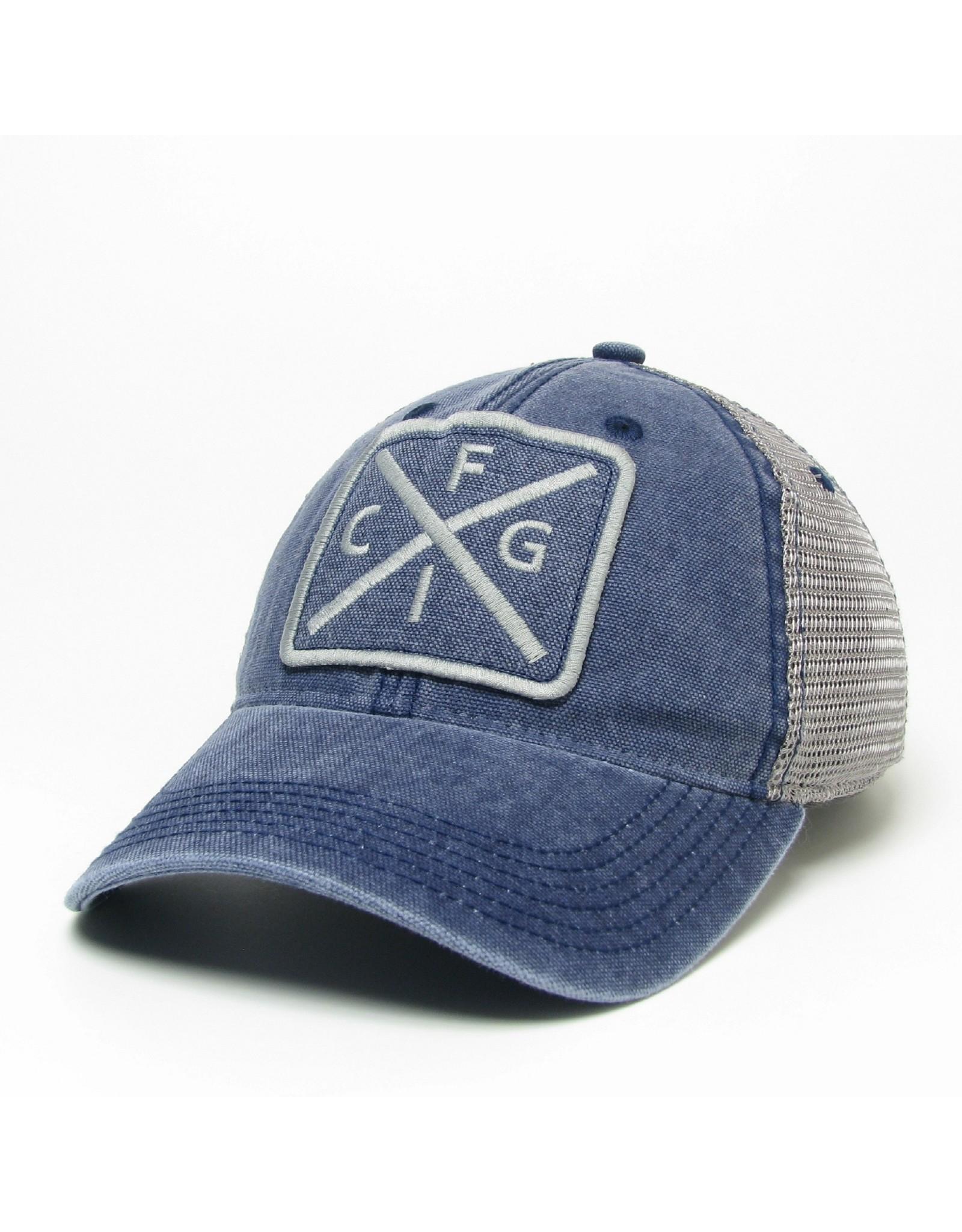 L2 Brands CGFI Blue Trucker