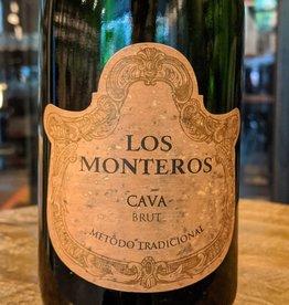 Los Monteros, Macabeo, Cava Brut