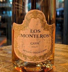 Los Monteros Rose Cava