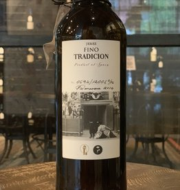 Bodegas Tradicion Fino Sherry by Gretchen Thomas