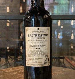 Hammer & Tongs Sac'Résine Vermouth