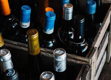 Last Chance Wine