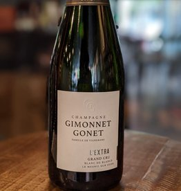 Champagne Gimonnet Gonet, L'Extra Grand Cru