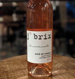 J. Brix Uncontainable Rose of Cinsault