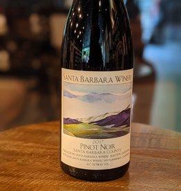 Santa Barbara Pinot Noir