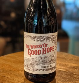 The Winery of Good Hope, Pinotage