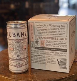 Lubanzi Rose Bubble Cans