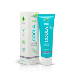 Coola Mineral Face SPF30 Matte Cucumber Lotion 50 ml