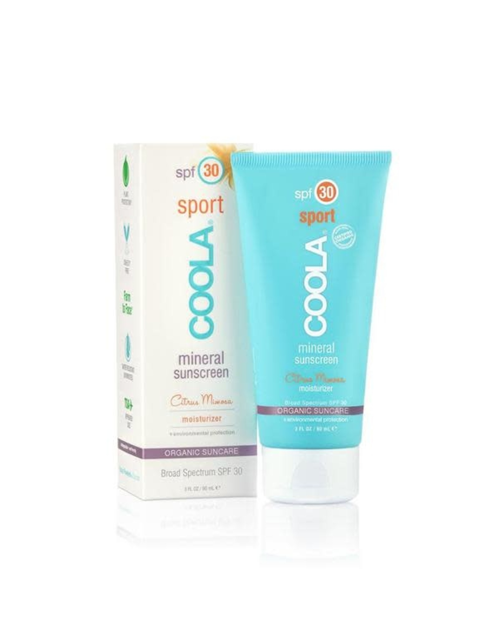 Coola Mineral Sport SPF30 Citrus Mimosa Lotion 90 ml