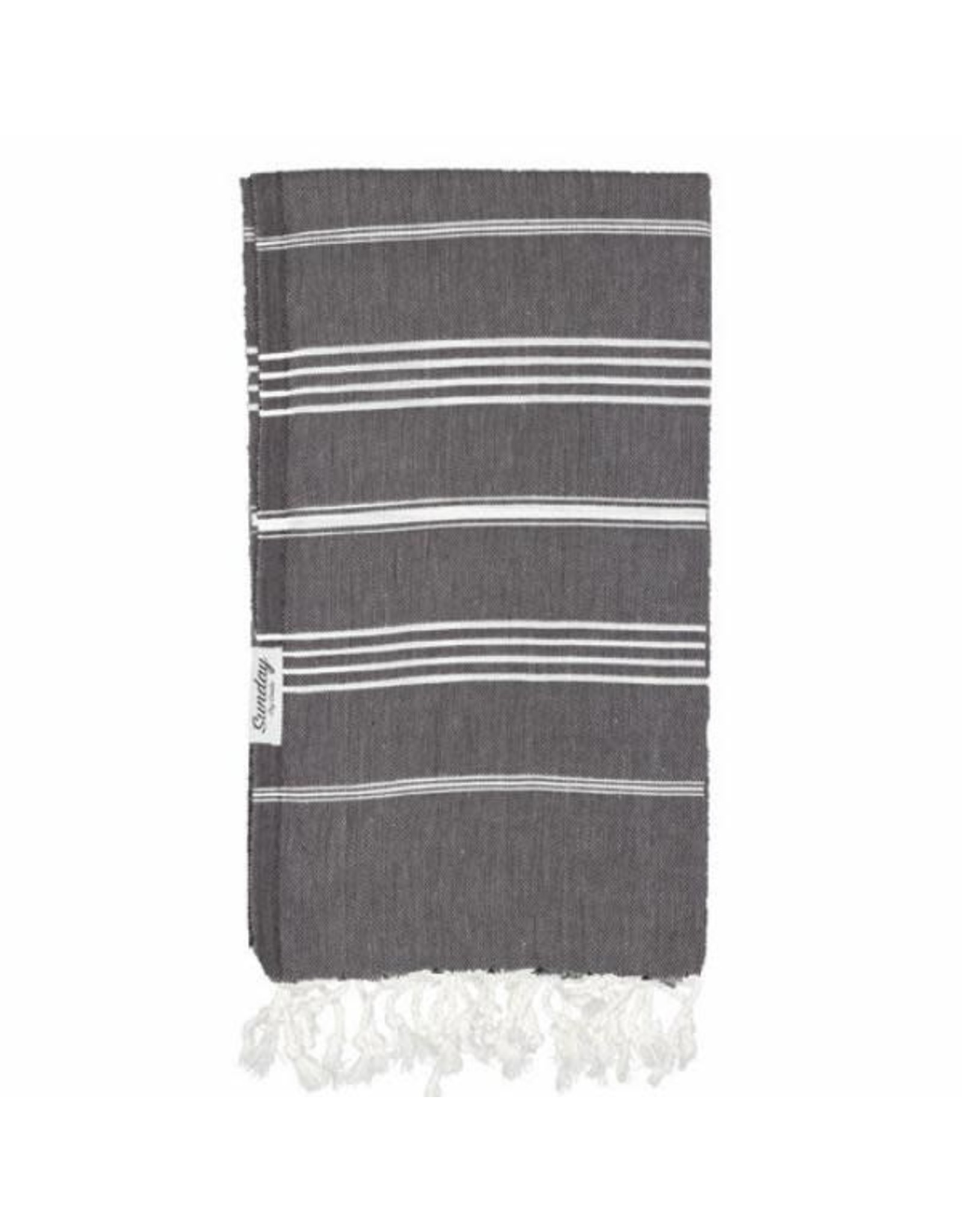 Sunday Dry Goods Personal Size Standard Towel 100 x 180 Cotton