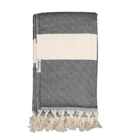 Sunday Dry Goods Family Blankets and Throws Diamond Throw 210 x 240 Cotton